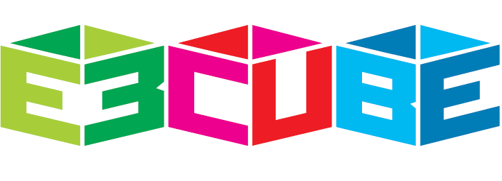 Logo projektu E3-Cube